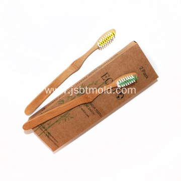 Eco Friendly Bamboo Charcoal Toothbrush