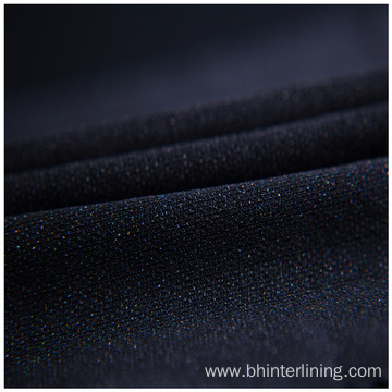 PA coating weft stretch knitted fusible woven interlining
