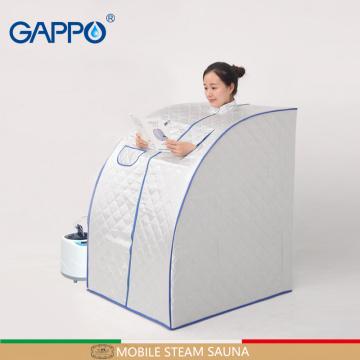 GAPPO Steam Sauna portable sauna room beneficial skin infrared color Sauna Rooms bath SPA with sauna bag indoor box spa