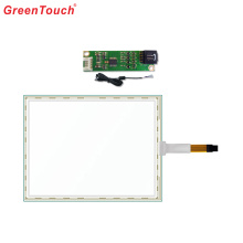 "Resistive Touch Screen With Controller 10.4"" 5 Wire"
