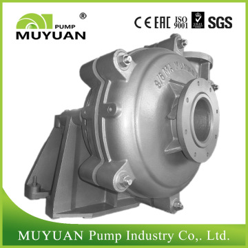 Hard Metal Lined Lime Grinding Solid Slurry Pump
