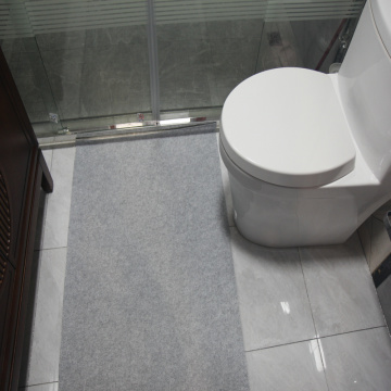 Adhesive Absorbent Tile Bathroom Flooring Protection Mats