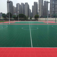 Portable Modular Mobile Futsal court interlocking flooring