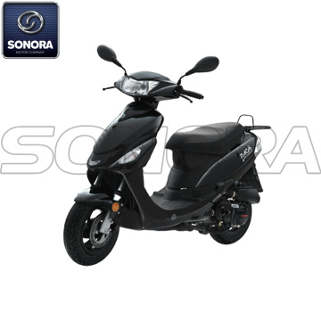 LongJia DIGITA 50 4T Complete Scooter Spare Parts Original Quality