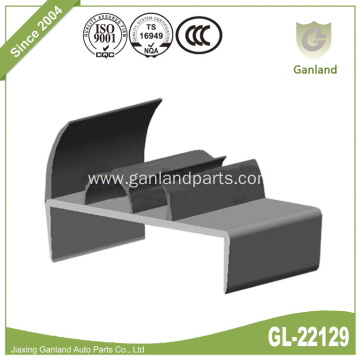 Truck Container Door Rubber Sealing Strip 85 mm