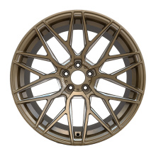 Aluminium Alloy Pickup Wheel 6X139.7 Bronze