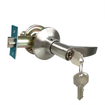 Entrance Privacy Door Handle Lever Set Lock
