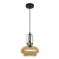 Vintage Industrial Edison Decorative Glass Pendant Lamp