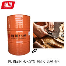 pu resins with good embossing effect