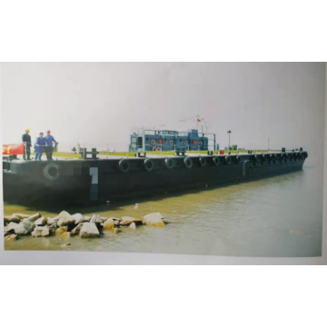 1125T NON SELF-PROPELLED DECK BARGE