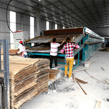 Energy-saving Plywood Veneer Dryer