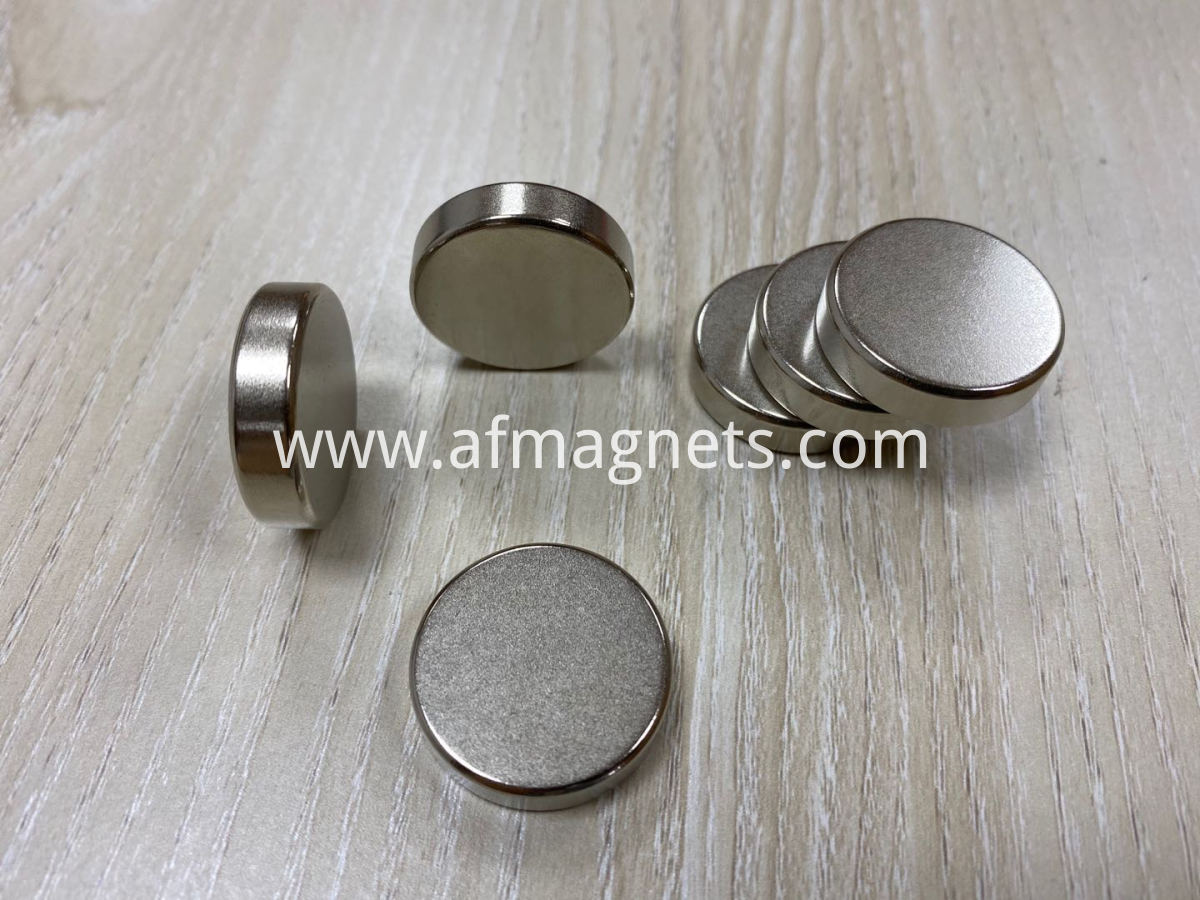 Neodymium disc magnets for hard drive