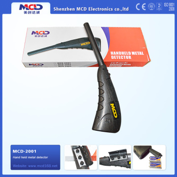 Round Bar Type Handheld Metal Detector