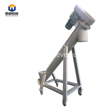 Hot sale screw conveyor pellet