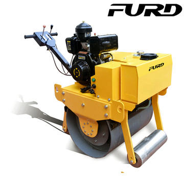 Diesel Engine Hand Operated Asphalt Road Roller
