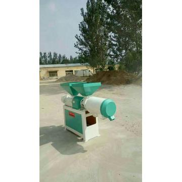 Diesel Engine Type Corn Grits Making Machine