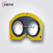Concrete Pump Eye Glasses Wear Plate and Ring