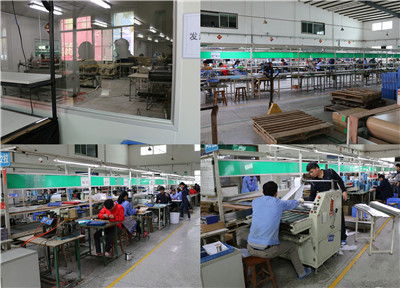 heating film and pad production line-1