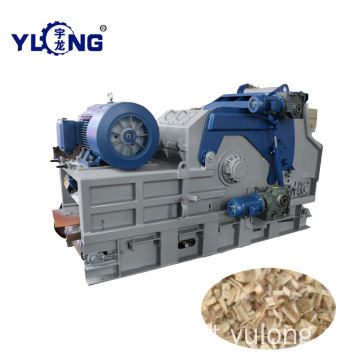 Equipamento Yulong Chipper