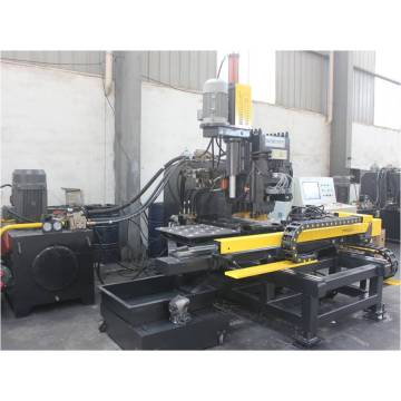 Automatic Punching And Drilling Machine For Steel Plates