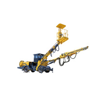High Quality Core Drill Machine Mucking Loader