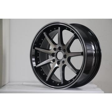 17inch Machined spoke alloy wheel Tuner