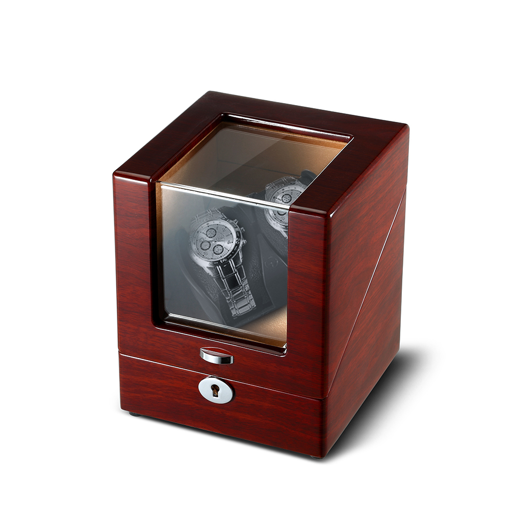 Automatic Top Wooden Watch Winder