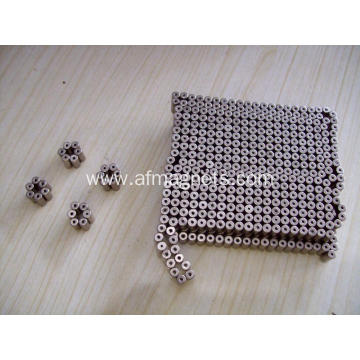 Small Tube Neodymium Magnets