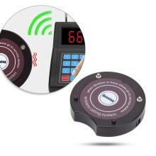 10pcs Wireless Calling Pagers System SU-668 Restaurant Pager Waiter Pager Call Customer Guest Paging Queuing System
