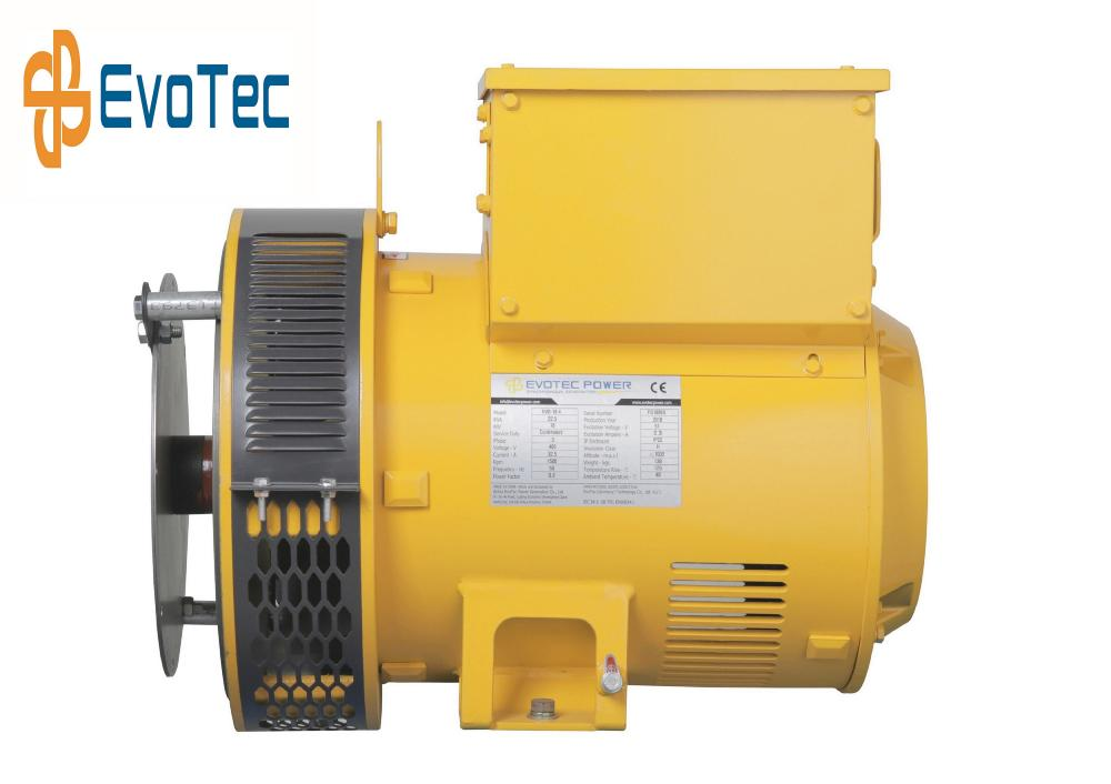 4 Pole 1500rpm Explosion-Proof Generator