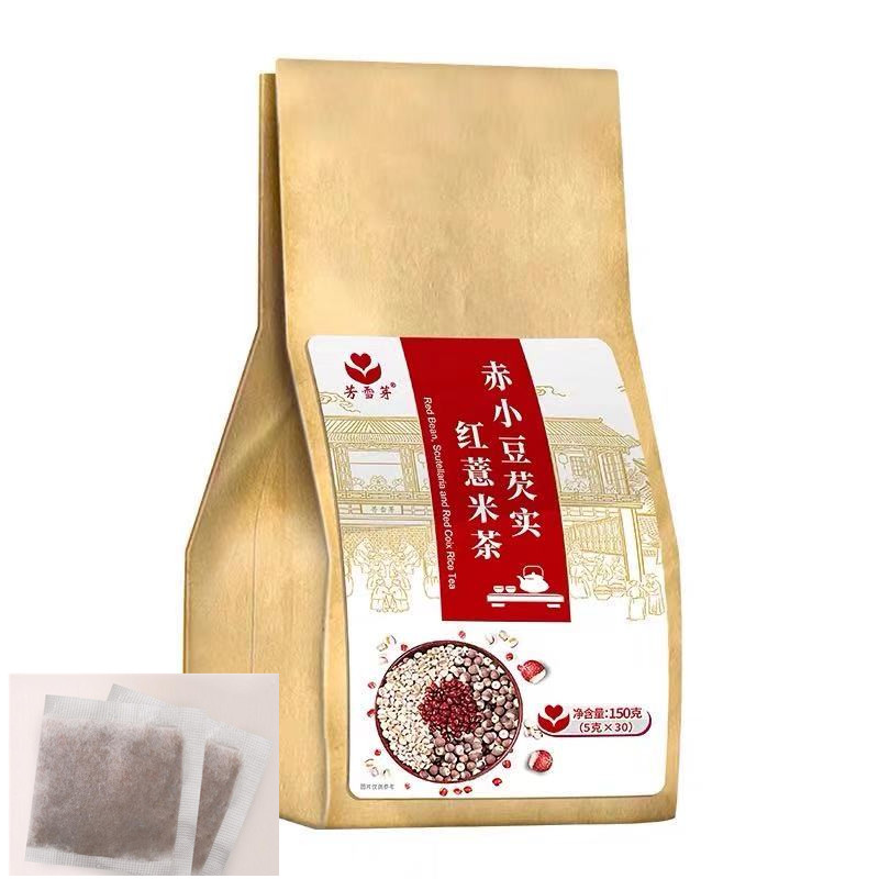 Red Bean, Rice, Coix Seed, Tartary Buckwheat Barley Combination Effectively Removes Oral Odor and Prevents Constipation