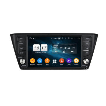 Android Auto Radio Audio fir Skoda Fabia 2015-2017