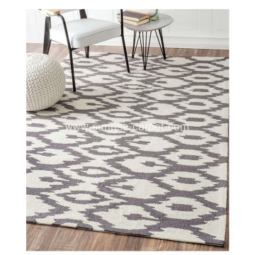 Microfiber Rug modern design for home furnishing