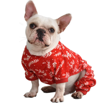 Cute Pjs Pet Clothes Bodysuit