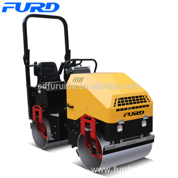 Low Noise Asphalt Compactor, Vibratory Soil Roller With Diesel Engine (FYL-900)