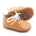 Quality Genuine Leather Soft Baby Cute Oxford Shoes