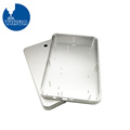 Sandblasted Aluminum Electronic Enclosure