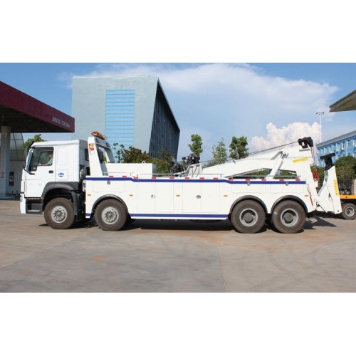 Brand New HOWO 80tons Semi-trucks Towing Vehicles
