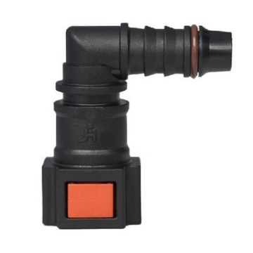 Urea Line Quick Connector 7.89(5/16)-ID8-90° SAE