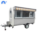 Fast Food Truck Mobile Food Trailer For Sale
