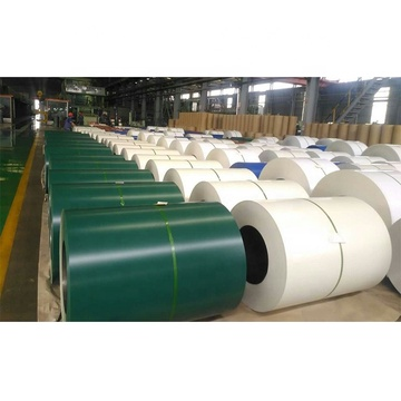 Coated Sheet Specification PPGI Galvanized Steel Coil