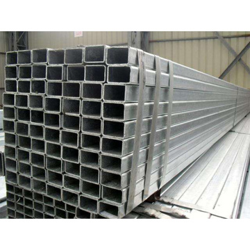 Steel Factory Custom Galvanized Square Tube