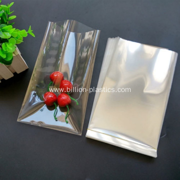 4 x 6 Inch Clear Flat Candy Bags