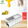 Automatic soybean Oil Presser Cold Pressing Oil Machine Oil Cold Press Machine Sunflower Seeds Oil Extracting machine oil maker