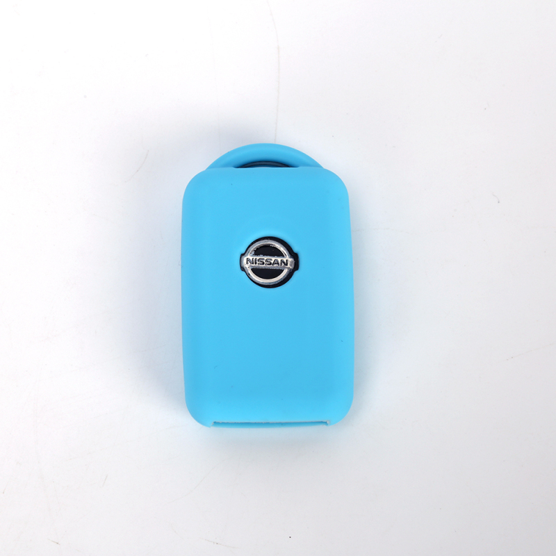 Silicone remote key case For Nissan