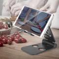 Universal Mobile Phone Holder Seat Desktop Brackert For IPAD Tablet Charging Base Double Adjustable Shelf