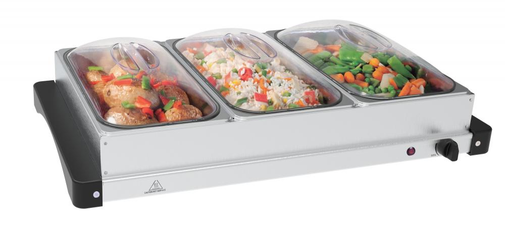 Extra Large Buffet Warmer and Hot Plate