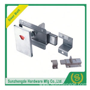 SDB-035SS America Popular For Frameless Glass Door Patch Electronic Drop Bolt Lock