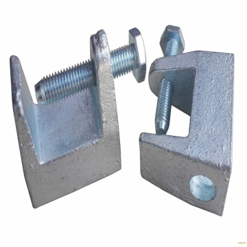 Cast ironheavy-duty Tiger mouth clip