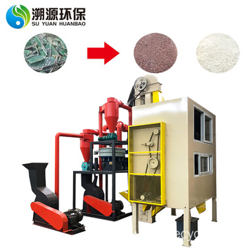 Waste Circuit Boards Recycling Machine